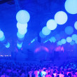 Foto Stock: KIEV, UKRAINE - MAY 5: Sensation Innerspace show (ID&T) at NEC on May 5, 2012 in Kiev, Ukraine