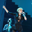 ������, ������: MINSK BELARUS FEBRUARY 13: Patricia Kaas performs live on February 13 2010 in Minsk Belarus
