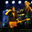 Постер, плакат: Rock band Placebo in concert at Sport Palace on Saturday September 22 2012 in Minsk Belarus