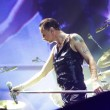 Постер, плакат: Depeche Mode in concert at the Minsk Arena on Friday February 28 2014 in Minsk Belarus