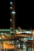 Fertilizer's Factory — Stock Photo