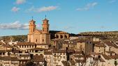 Church Of Villarluengo. Teruel. Spain — Stock Photo