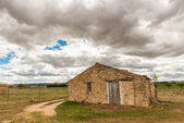 Old Cottage. Albacete. Spain — Stock Photo