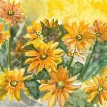 Flowers Seamless — Stock Photo #37596241