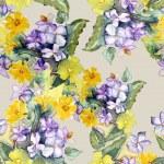 Flower Seamless Pattern — Stock Photo #37596267