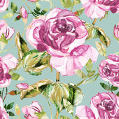Roses Stylized — Stock Photo