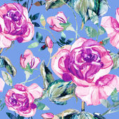 Roses Stylized — Stock Photo