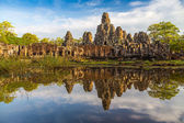 Bayon Temple, Angkor Thom — Stock Photo