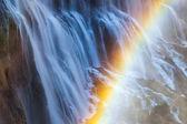 Beautiful Waterfall in Jiuzhaigou — Stock Photo