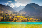 Jiuzhaigou Valley Scenic and Historic Interest Area — Stock Photo