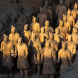 "The Terracotta Army or the ""Terra Cotta Warriors and Horses"" — Stock Photo #47734767"