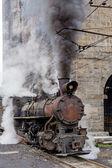 Steam train — Stock Photo