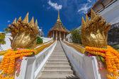 Wat phrabuddhabat, saraburi, thailand — Stockfoto