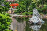 Nan Lian Garden,This is a government public park — Stock Photo
