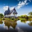 Sanphet Prasat Palace, Ancient City, Bangkok — Stock fotografie