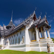 Sanphet Prasat Palace in Ancient City — Stock Photo