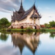 Sanphet Prasat Palace, Ancient City — Stock Photo #51265735
