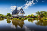 Sanphet Prasat Palace, Ancient City, Bangkok — Stock Photo