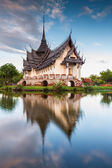 Sanphet Prasat Palace, Ancient City — Stock Photo