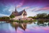 Sanphet Prasat Palace, Ancient City — Foto Stock