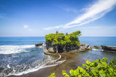 Tanah Lot Temple on Sea — Stock Photo