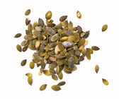 Pumpkin seeds — Stock Photo