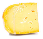 Cheese isolated — Stock Photo