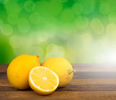 Lemons — Stock Photo