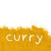 Curry heap — Foto Stock