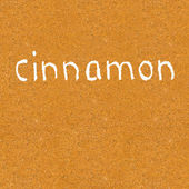 Cinnamon texture — Stock Photo
