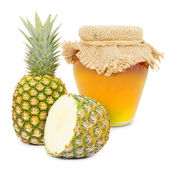 Pineapple product — Stock Photo