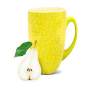Pear tea — Stock Photo