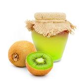 Kiwi product — Stock Photo