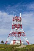 Communications tower 1 — Stock Photo