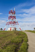 Communications tower 2 — Stock Photo