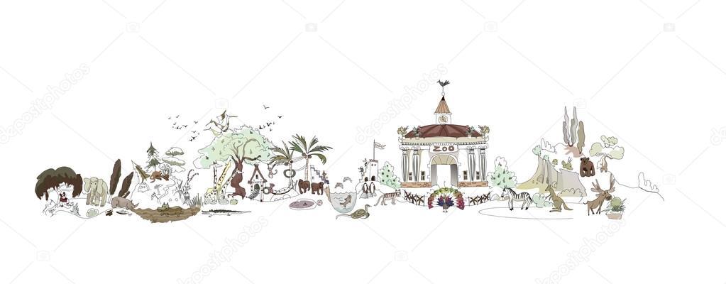 市动物园图市集合