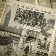 Vintage newspaper background — Stock Photo #49892221