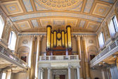LONDON, UK - MAY 15, 2014: Chapel of Navel College in London — Stock Photo