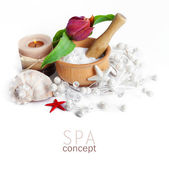 Spa concept — Stock Photo