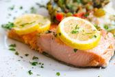 Fish Dishes — Stock Photo