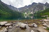 高山湖泊 — 图库照片