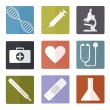 Medical Icons — Stock Vector #40767963