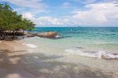 Sang Thian beach, Samet island, Thailand — Stock Photo