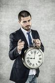 Zeit ist geld — Stockfoto