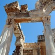 Antique Ephesus ruins — Stock Photo