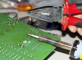 Electronics — Foto Stock