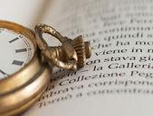 El tiempo — Foto de Stock
