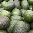 Stock Photo: Set of avocados