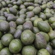 Stock Photo: Group of Avocados