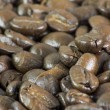 Stock Photo: Macro of Coffee Beans II